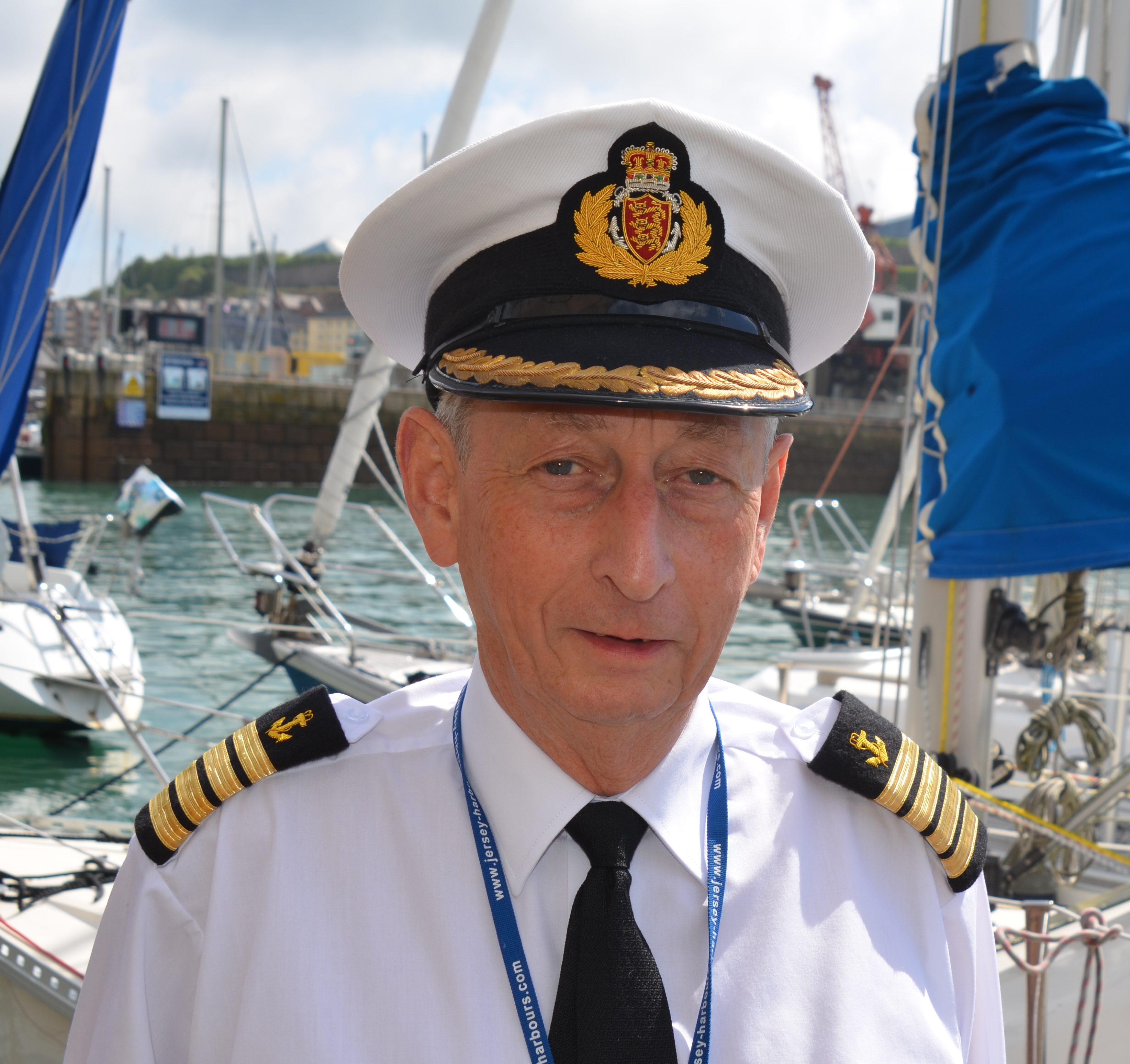 Cdre Barry Goldman CBE